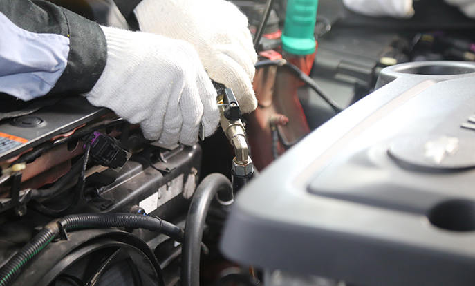 自动变速器油更换