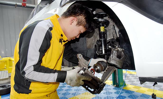 机械维修工考证培训