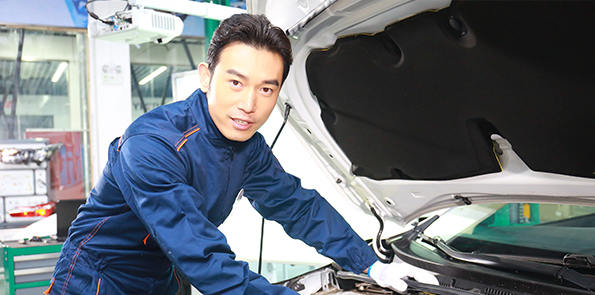 二手车鉴定评估师岗位技能专修班